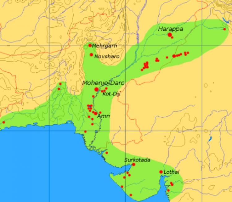 Civilização do Vale do Indo