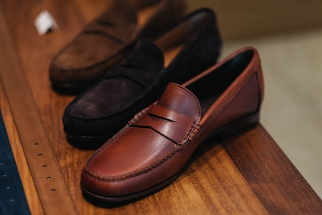 penny loafer Meermin