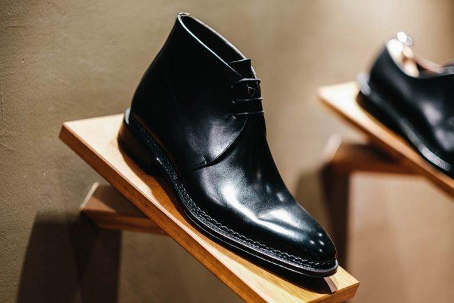 Meermin Norwegian Chukka Boot
