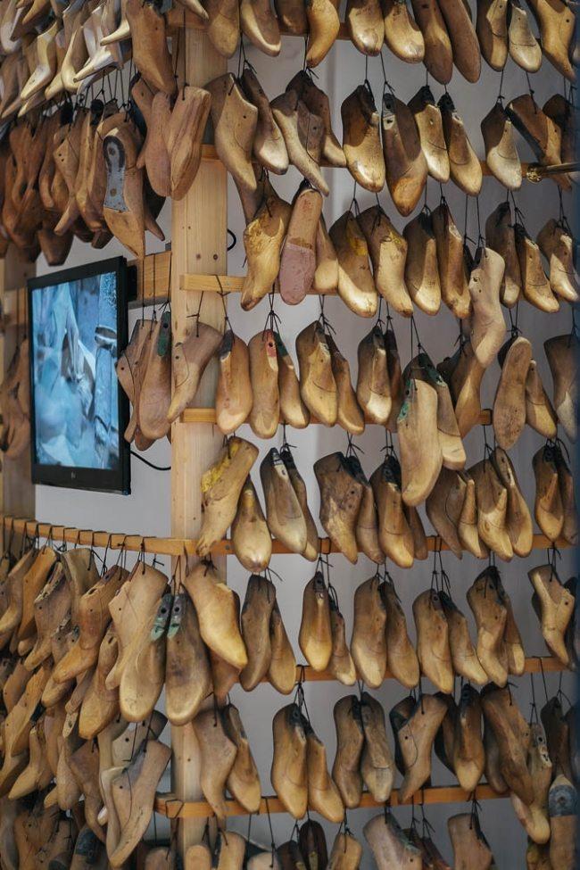 loja de sapatos da Meermin em Madri