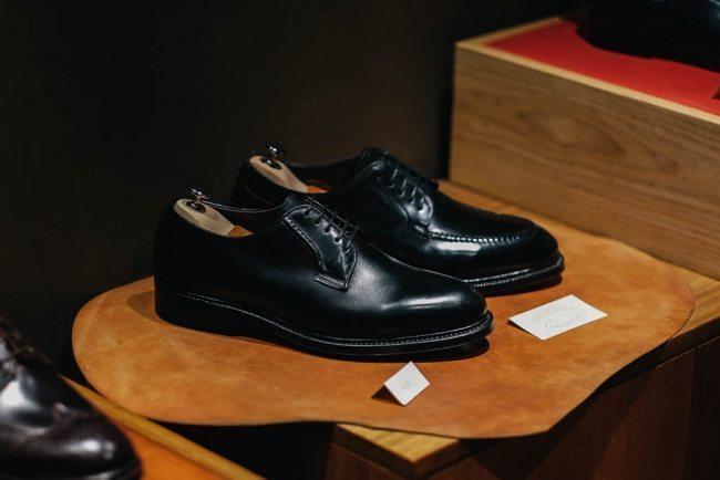 Sapatos cordovan Meermin