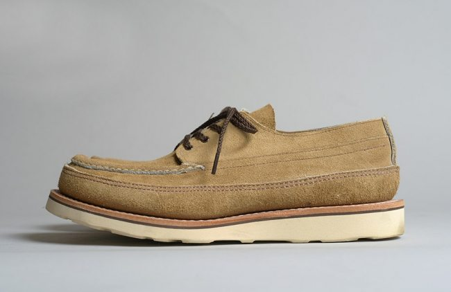 sapato oxford russell mocassin bege