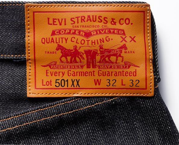 Levi's 501 XX