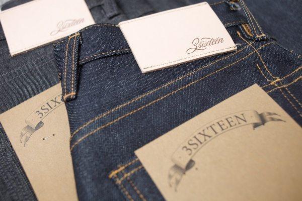 Jeans 3 Sixteen - Feito em NY