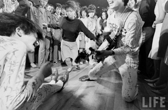 Cultura Rock n´ Roll no Japão