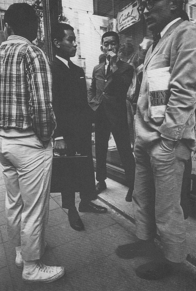 Estilo Ivy no Japão na década de 70