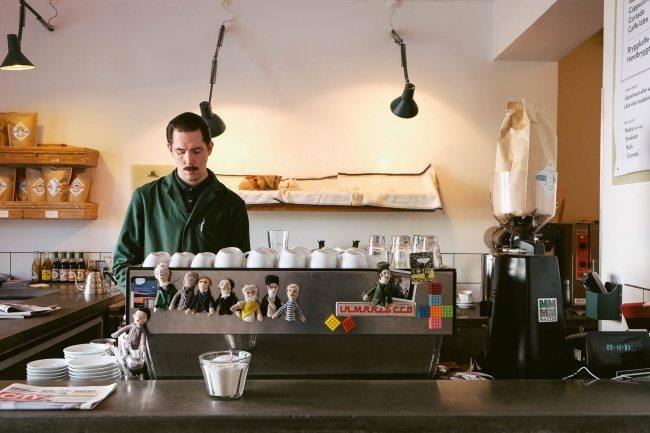 Solde Kaffebar em Malmo