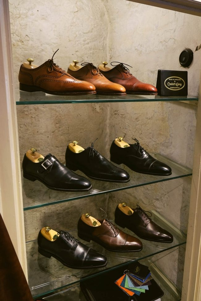 Sapatos Crockett & Jones