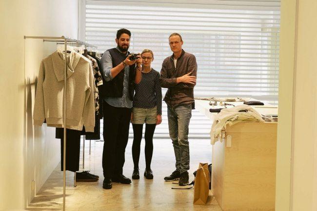 Tres Bien Shop em Malmo