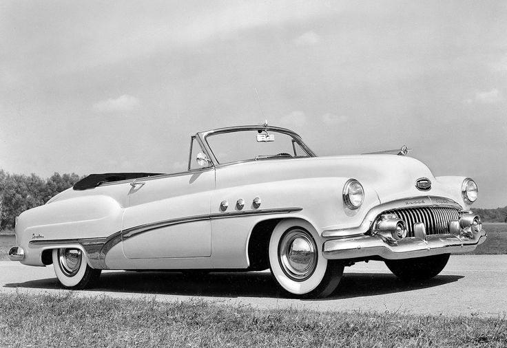 Carro Conversível Buick Super 1951