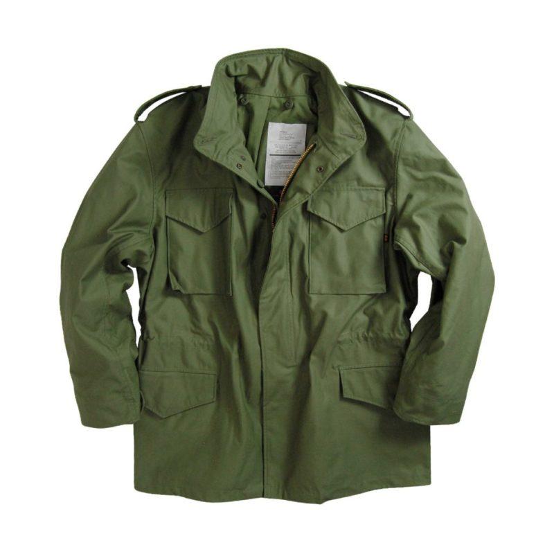jaqueta militar m-65