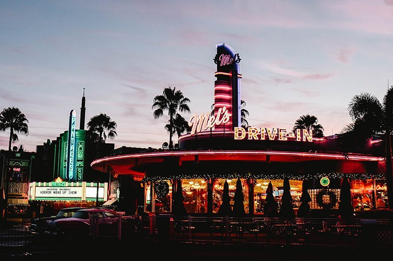 Mel's Drive In Hollywood Studio