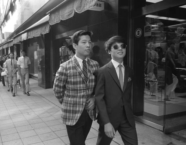 Japanese_Ivy_1964