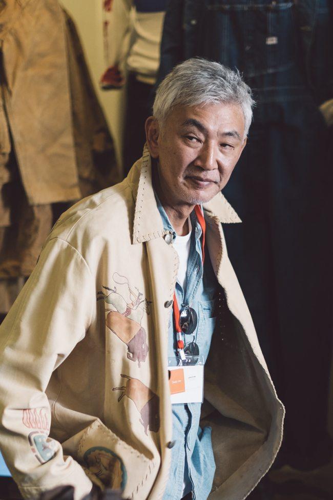 Hitoshi Tsujimoto, fundador da The Real McCoys no Inspiration LA