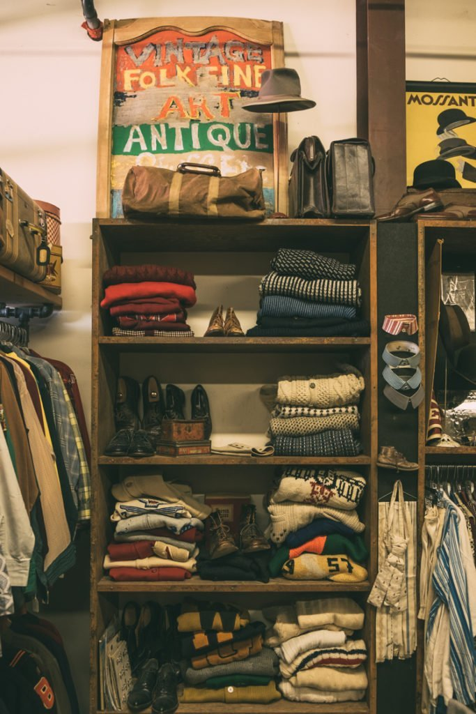 Santa Fé Vintage Showroom