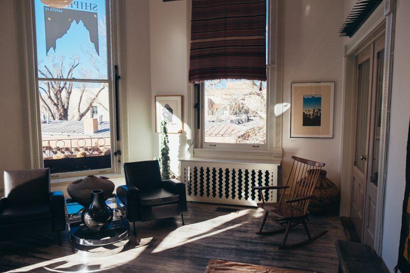 Shiprock Santa Fe, galeria de arte no Novo México