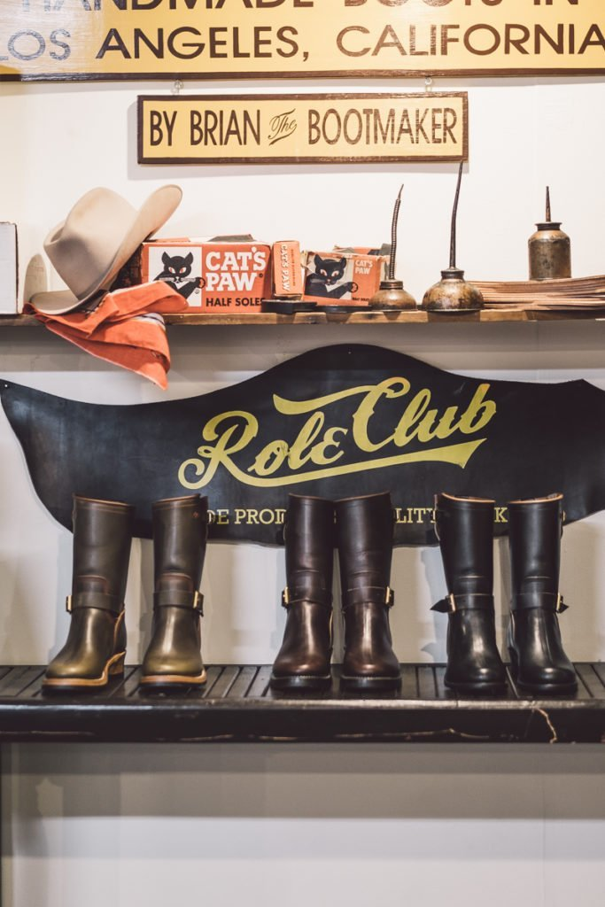 Engineer Boots Role Club Chukka Boots by Brian The Boot Maker Inspiration LA