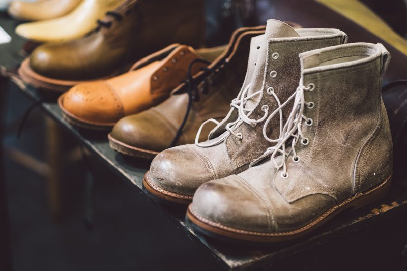 Julian Boots no Inspiration LA