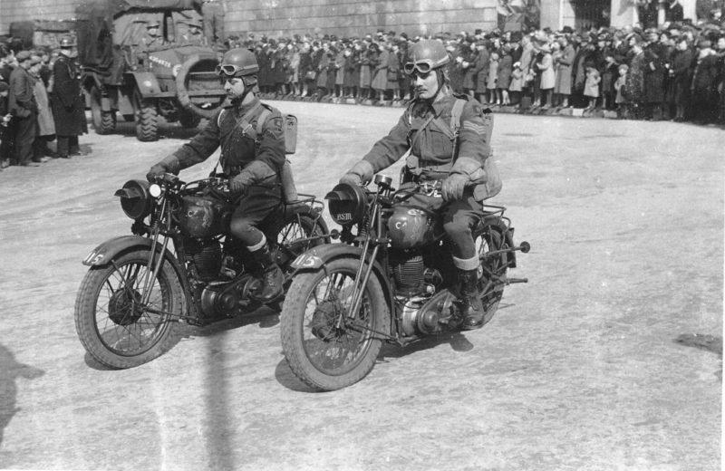 BSA Segunda Guerra Mundial
