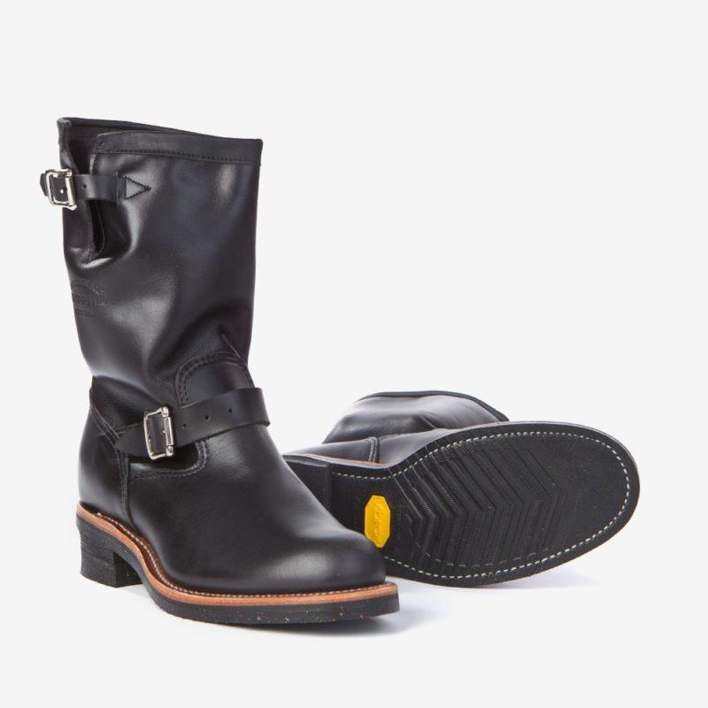 Chippewa 1940 Engineer Boots