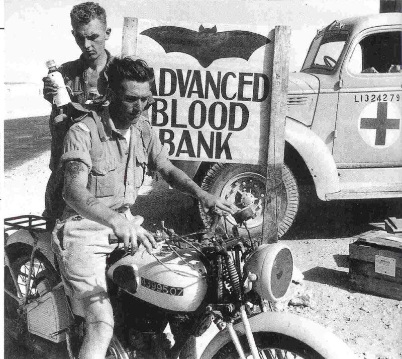 Motocicleta Norton na Segunda Guerra