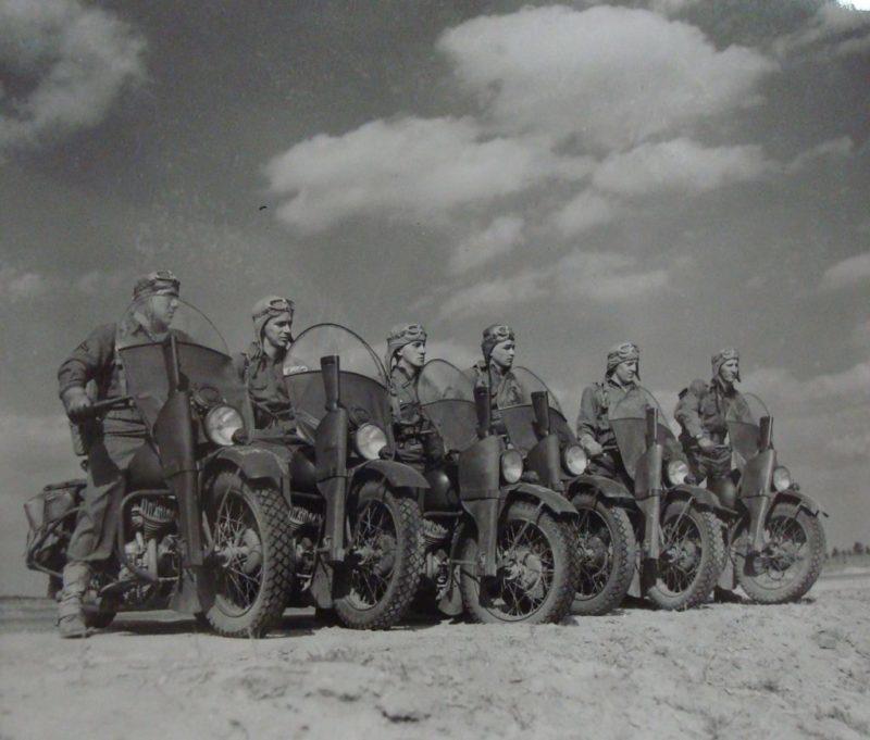 Motos Harley Davidson na Segunda Guerra Mundial