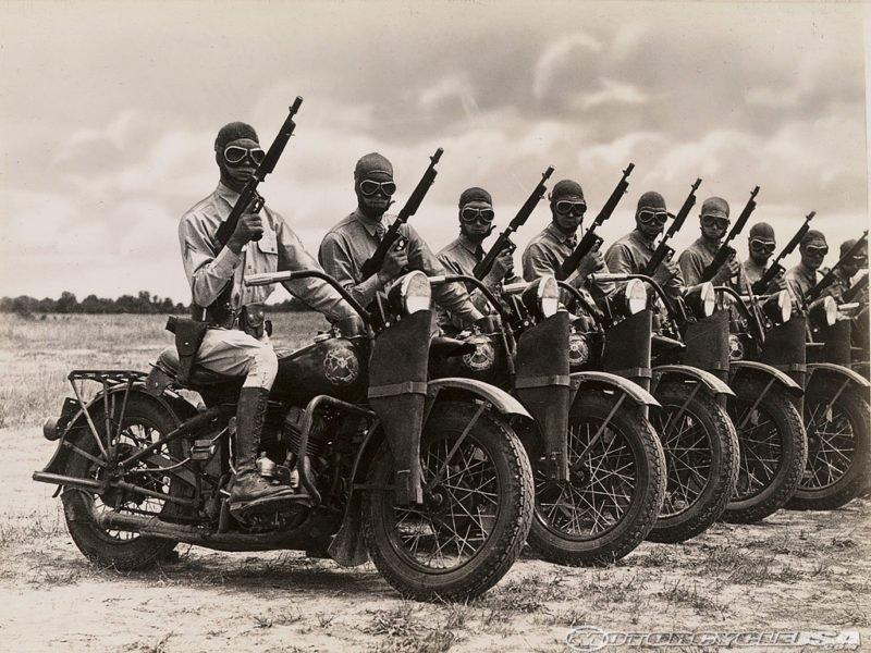 Harley Davidson na Segunda Guerra Mundial