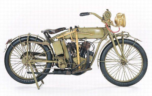 1919 Indian Military Powerplus