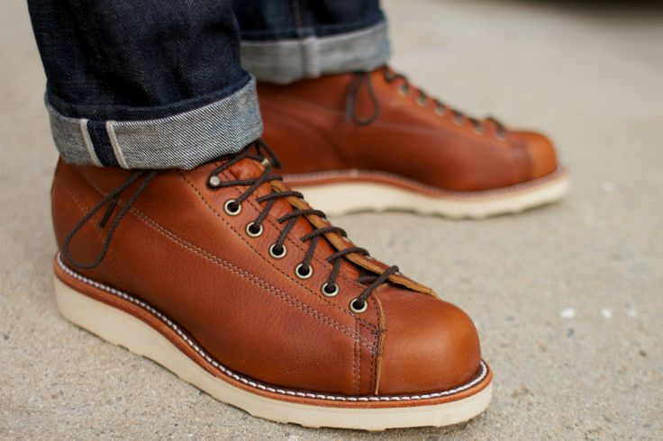 Chippewa Bridgemen Boot
