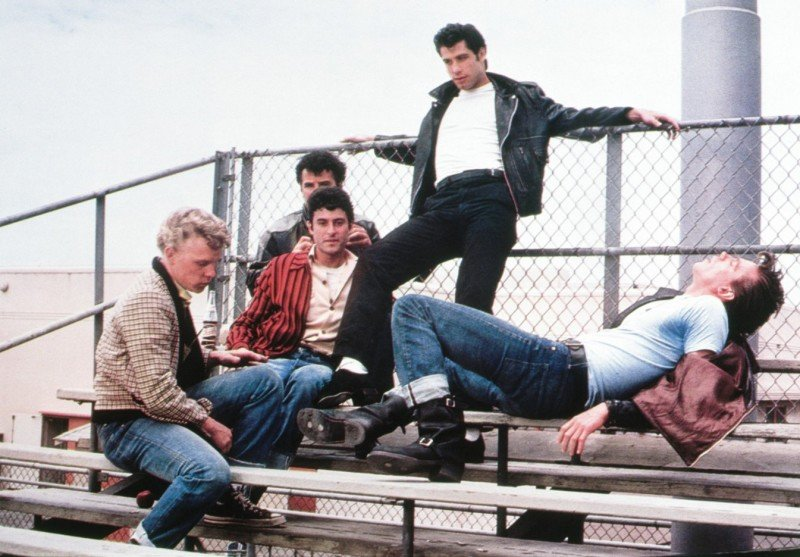 Engineer Boot no filme Grease