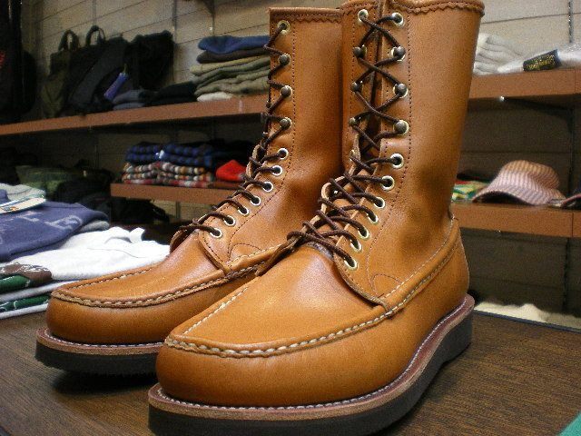 Russel Mocassin Imperial Boot
