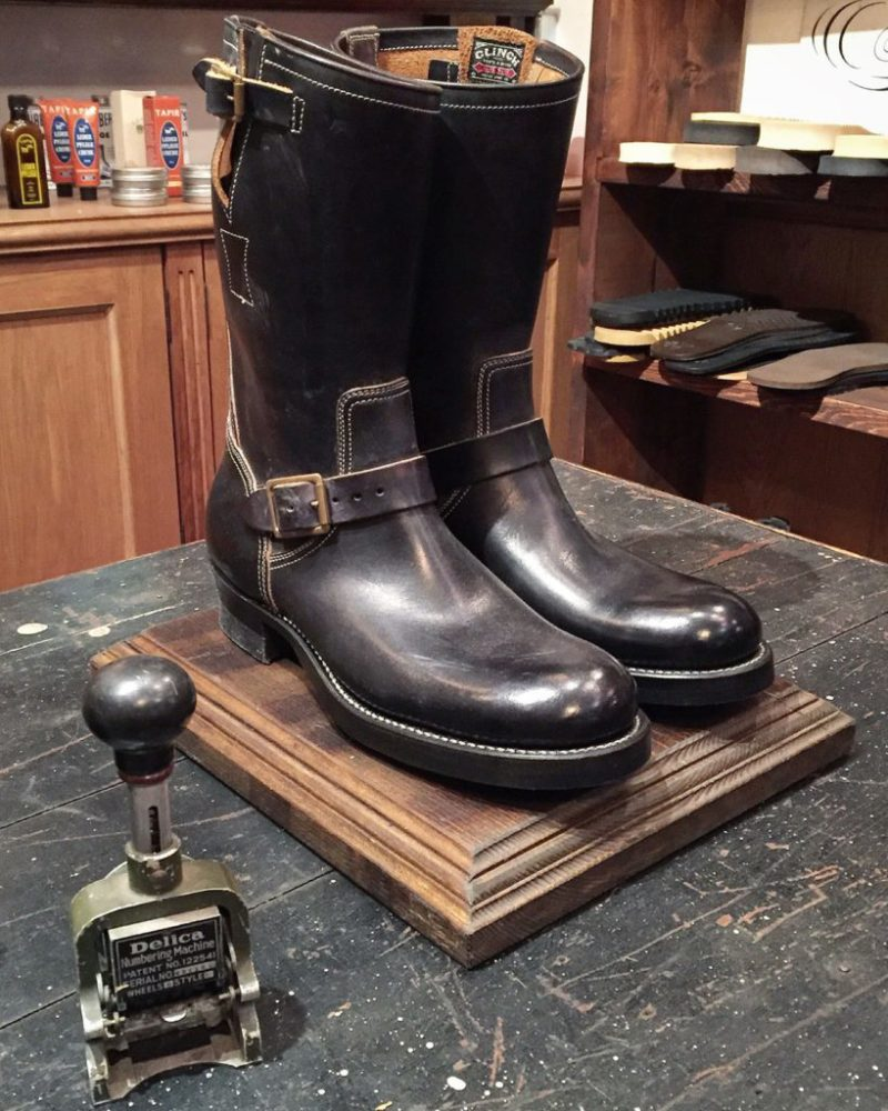Clinch Engineer Boot