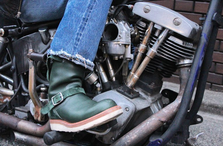 Derive Rooted Engineer Boots