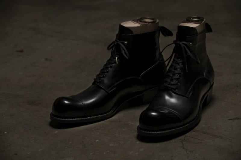 Foot the Coacher High Toe Boots