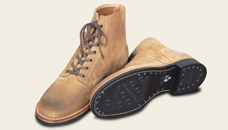 buzz rickson service shoes m43