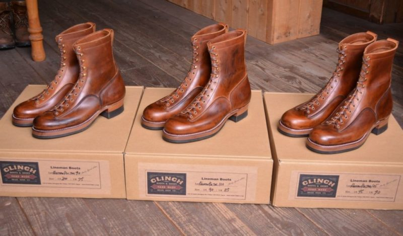 Clinch Lineman Boot
