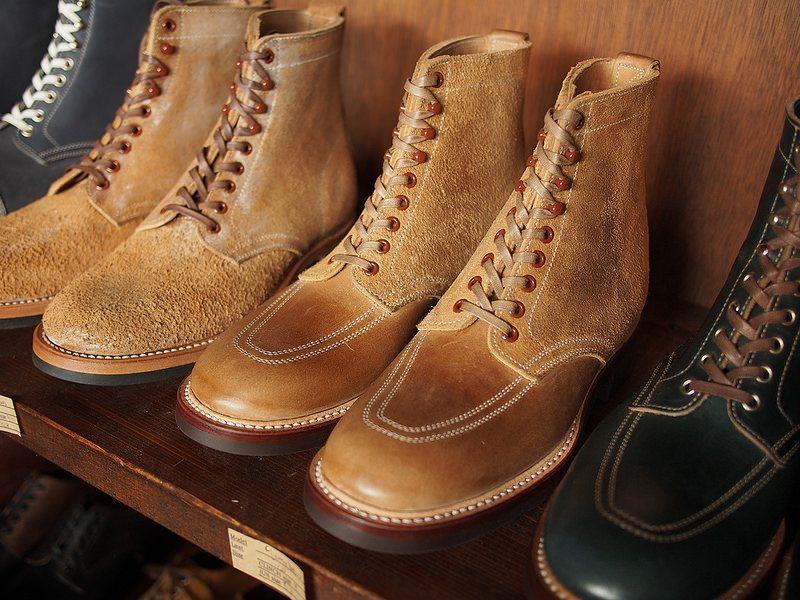 Clinch Moc Toe Boot