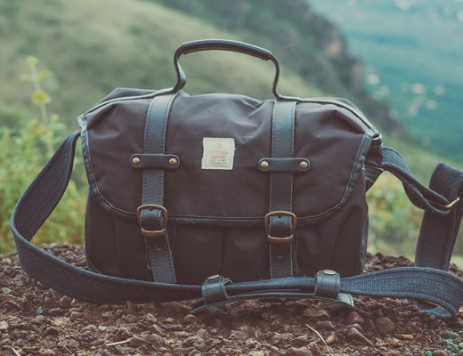 Bolsa-Fotografica Traveller Cutterman Preta