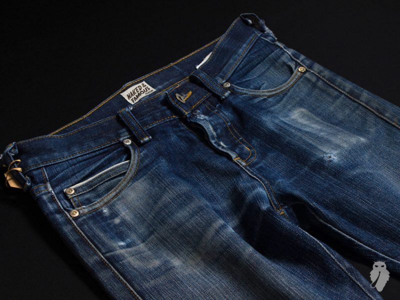 Fade Left Hand Twill Naked & Famous