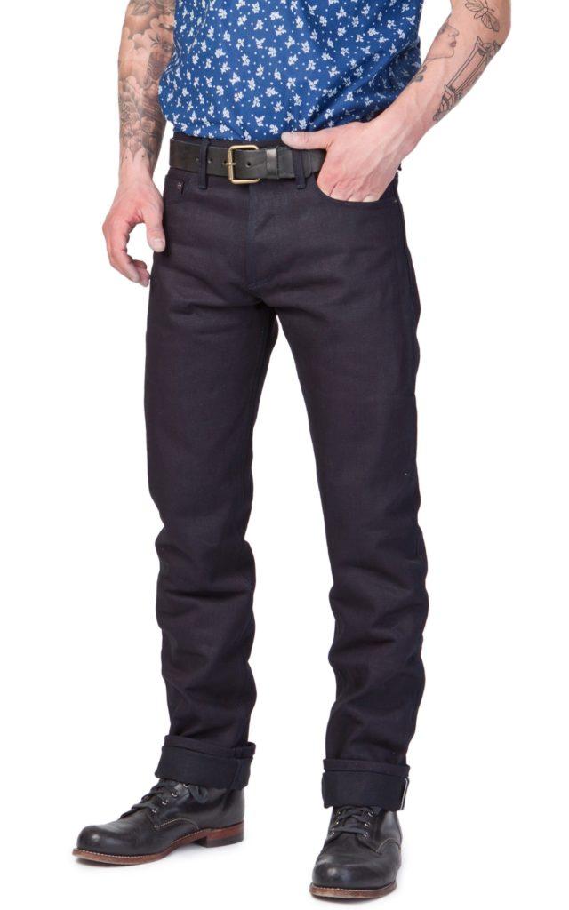 Calça Jeans Corte Reto