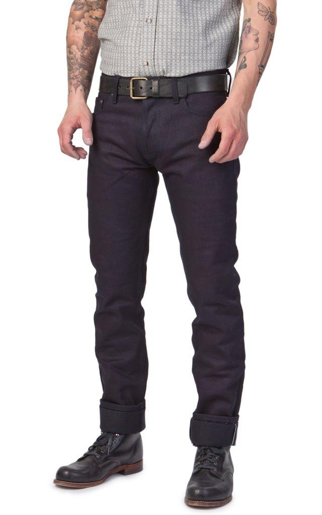 Calça Jeans Corte Slim