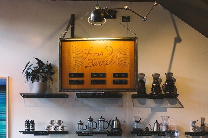 Café Four Barrels