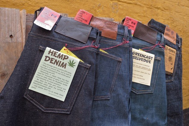 denim naked famous