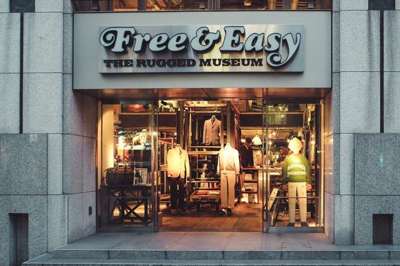 sede da revista free & easy