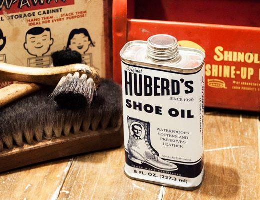 huberds shoe oil