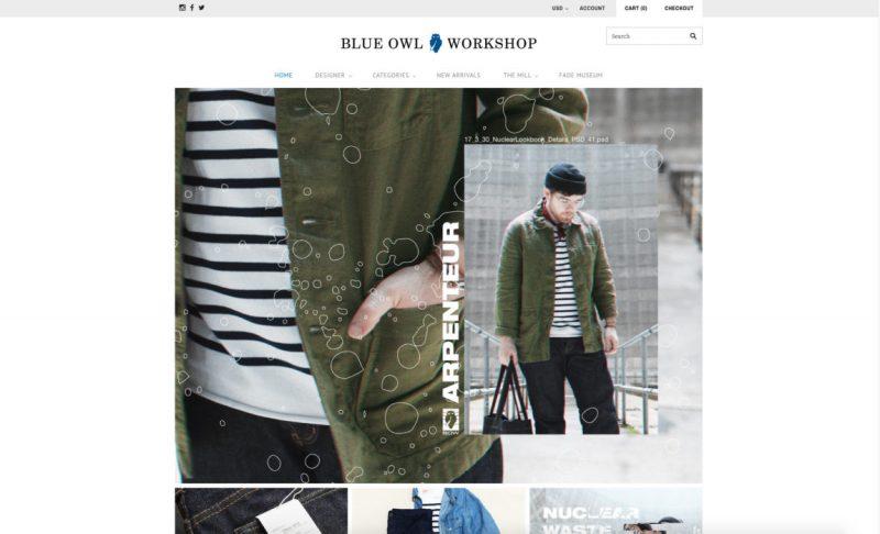 Blue Owl Workshop