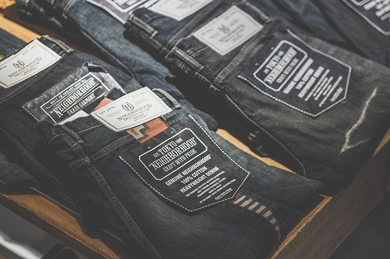 Jeans Neighborhood na Belief Moscow