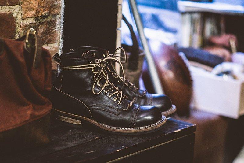 Bota White's Boots na Code7 Moscow