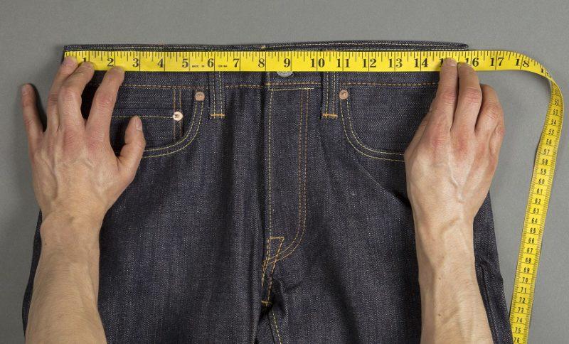 Como Medir a Cintura da Calça