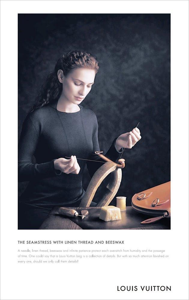 Propaganda enganosa Louis Vuitton